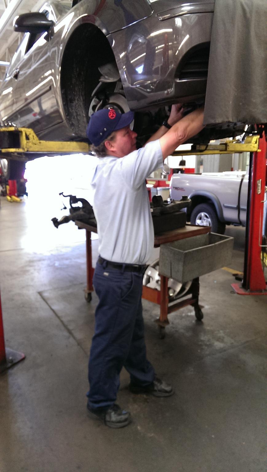 ford mechanic online help